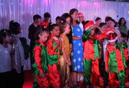 Trio World School Christmas Day1