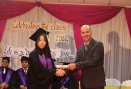 Graduation at Trioworld School3