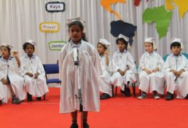 Nursary Graduation Day 5