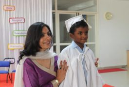 Nursary Graduation Day 7